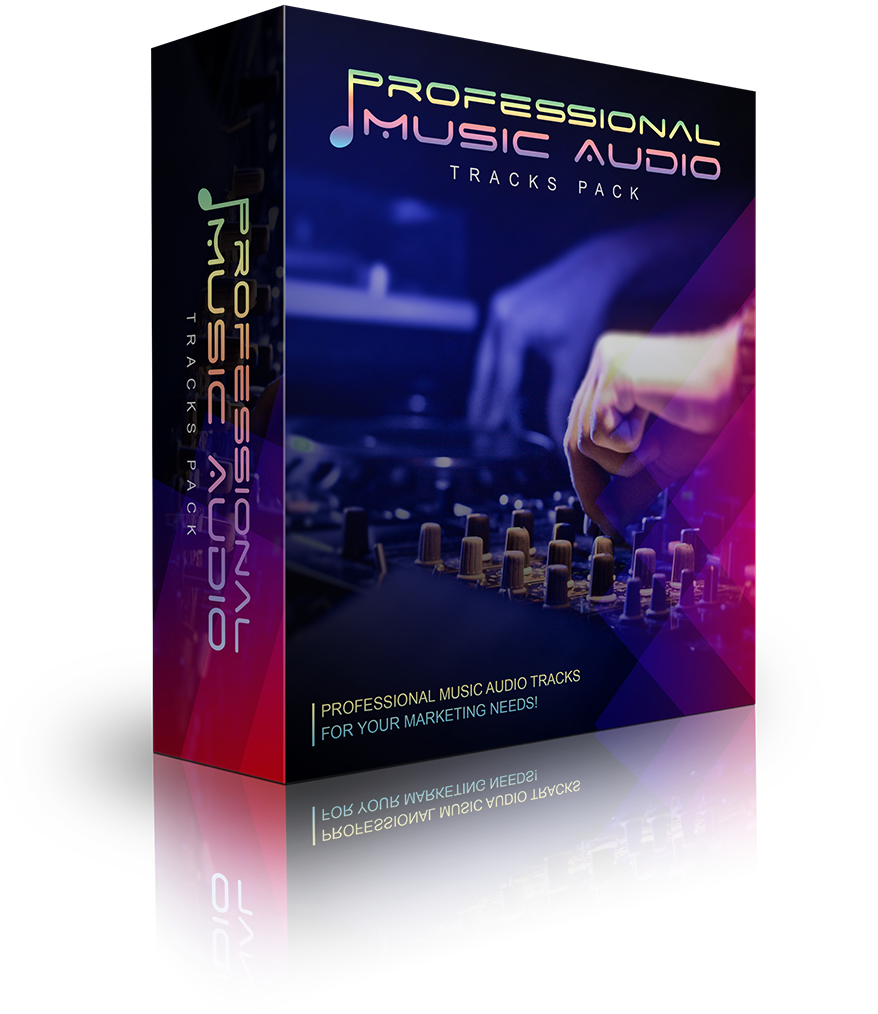 Professional-Music-Audio-Tracks-Pack