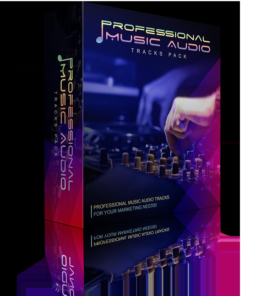 Professional-Music-Audio-Tracks-Pack