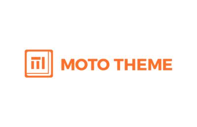 Bonus: Moto Theme V3