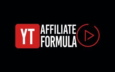 Bonus: YT Affiliate Formula