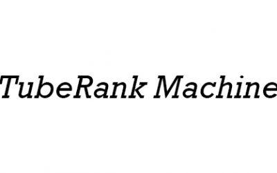 Bonus: Tube Rank Machine