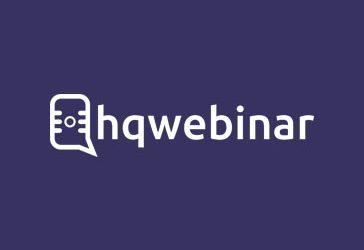 Bonus: HQ Webinar